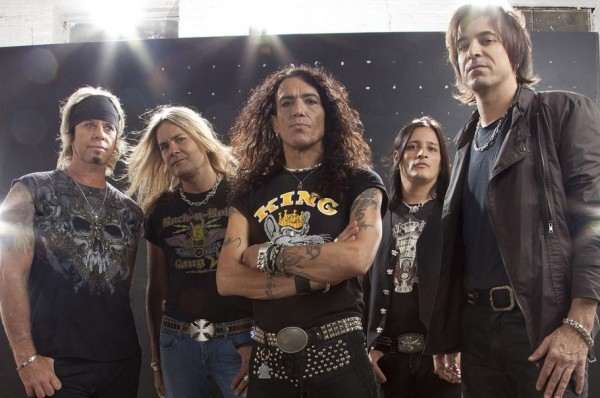 "<strong>RATT ROLLS ON:</strong> Ratt comes roaring back in 2010 with  an excellent new album, ""Infestation,"" which features ex-Quiet Riot guitarist Carlos Cavazo, secnod from left."