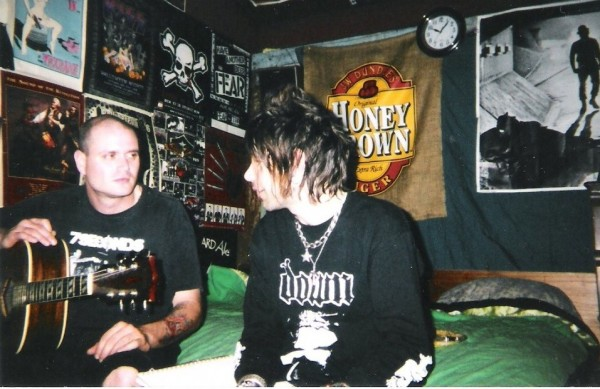 Houstron and Metal DAve