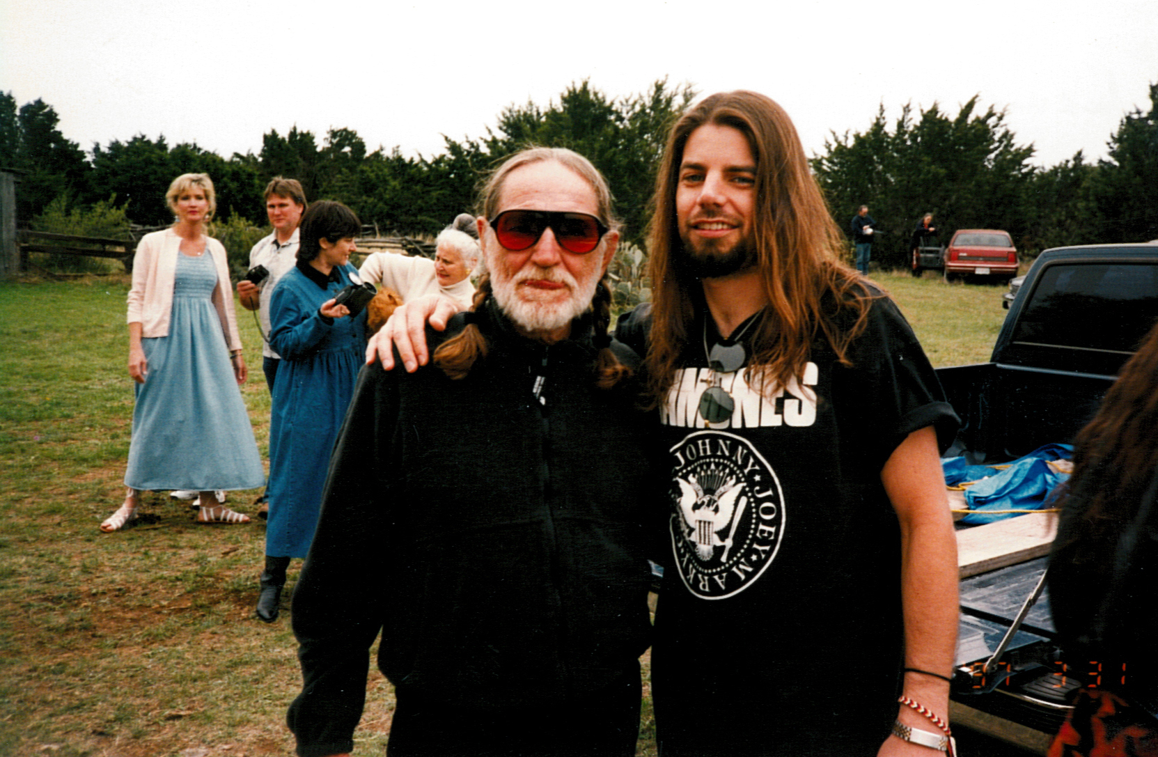 pics How to Meet Willie Nelson