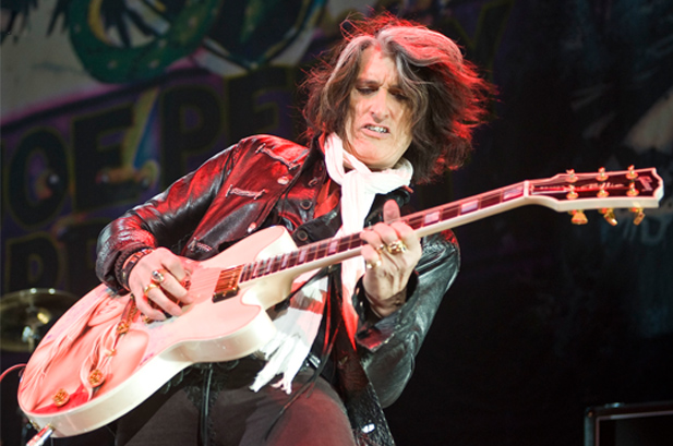AMAZING: After launching from Boston, Aerosmith became one of the biggest bands in the world during the 1970s until it all came crashing down in a stench of drugs, booze and egos. Guitarists Joe Perry and Brad Whitford left the band at the dawn of the 1980s and pursued solo careers while their former mates sputtered along with replacement guitarists. By the mid-1980s, Perry and Whitford returned, Aerosmith found collective sobriety and went on to even great success than before.