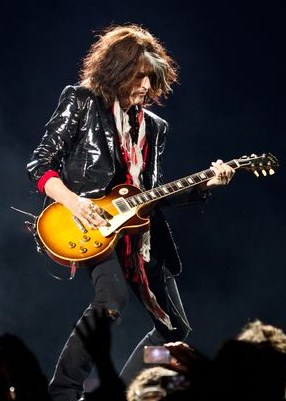 Joe Perry (by Josh Rasmussen)