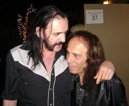 LEMMY TO DIO: All I want for Xmas is something from Chipster!!