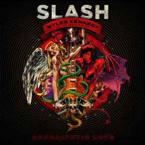 ALBUM OF THE YEAR? In a year that's seen impressive releases from Van Halen, The Cult, Aerosmith and The Last Vegas among others, Slash has a serious contender.