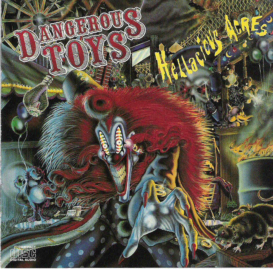 Dangerous Toys: Texans Made Some Noise, But Weren't Aiming ...
