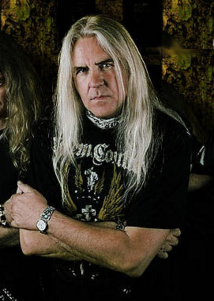 MOTORCYCLE MAN Peter 'Biff' Byford started Saxon as Son of a Bitch  in 1976 before changing the band's name to something more printable