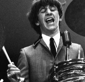 Ringo drums tight