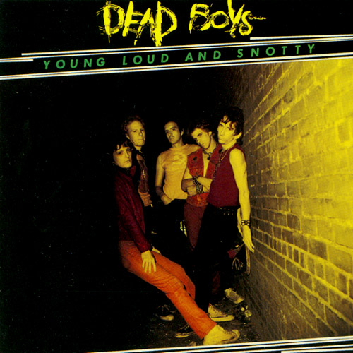 Any Questions?: The Dead Boys' debut album was a rare case of truth in advertising.