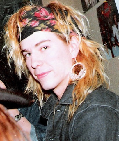 Young Gun: Duff in the early years of GN'R.