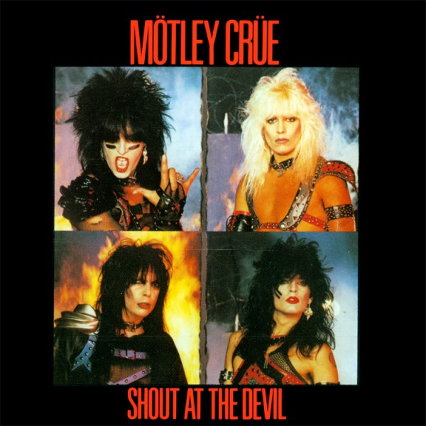 DEVIL MUSIC: Motley Crue's second album and a support tour with Ozzy Osbourne garnered international notoriety.