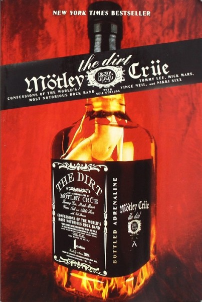 DIRTY: Motley Crue's best-selling autobiography is a near-lethal lesson in sex, drugs and rock-n-roll.