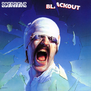 BREAKOUT: The 1982 'Blackout' album finally put the Scorpions on America's radar.