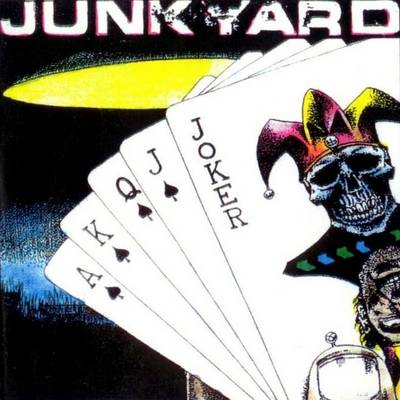 WILD CARD: Junkyard's major label deal ended after two albums, but a handful of collectibles followed on Anodyne Music, including this collection, which may be their best (if you can find it).