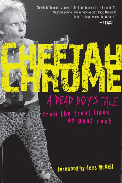 Blitzkreig Book: In 2009-2010, Cheetah wrote a book chronicling the chaos of his dangerous life.