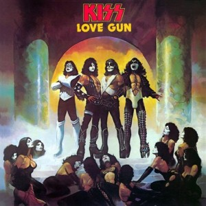 FAB FOUR: Not to be confused with the Beatles' 'Let it Be,' 'Love Gun' is nonetheless a KISS classic.