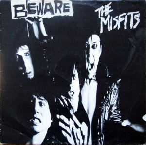 RARE BEWARE: This rare, early Misfits release has been known to fetch top bones.